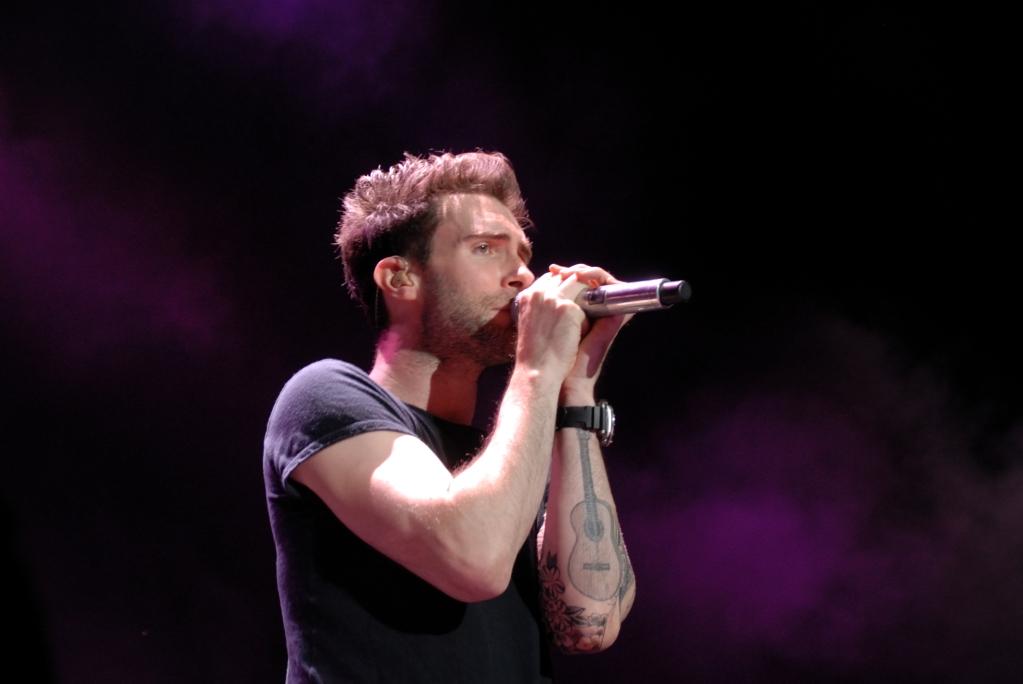 Maroon 5 Counting Crows - Nikon